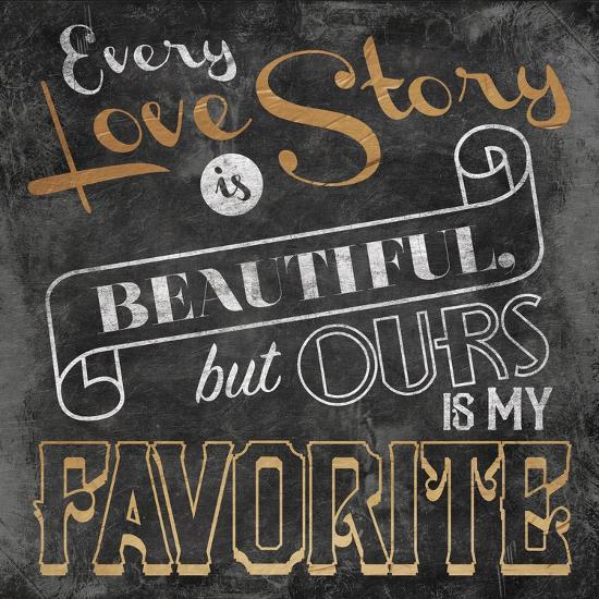 Love Story-Jace Grey-Art Print
