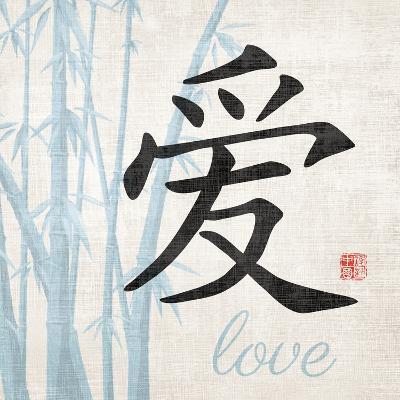 Love Symbol-N^ Harbick-Art Print