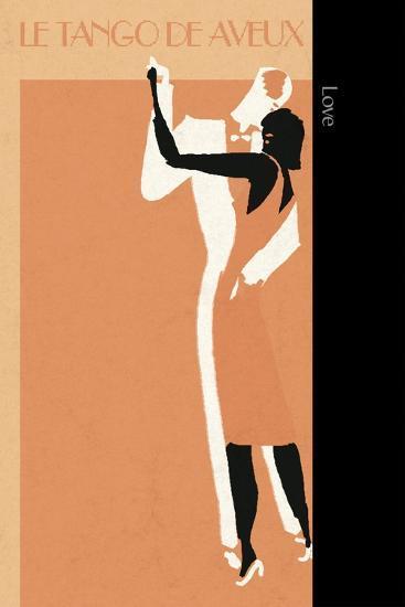 Love Tango-FS Studio-Giclee Print