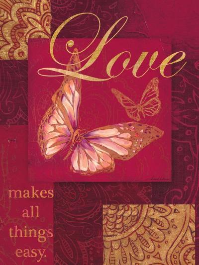 Love Tapestry-Laurel Lehman-Art Print