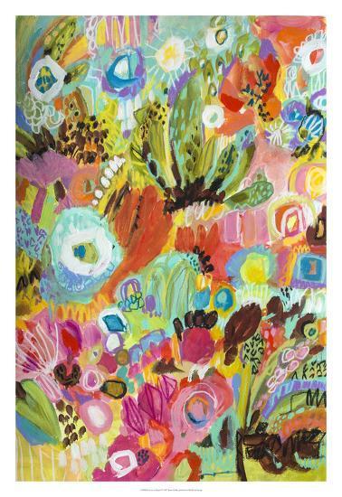 Love to Travel I-Karen  Fields-Art Print