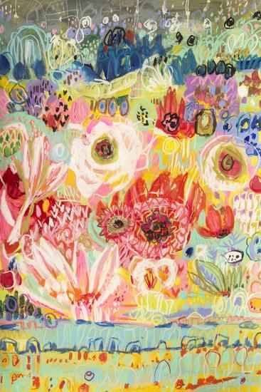 Love to Travel II-Karen  Fields-Art Print