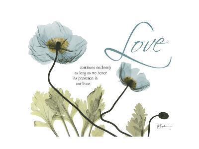 Love Tulips-Albert Koetsier-Premium Giclee Print