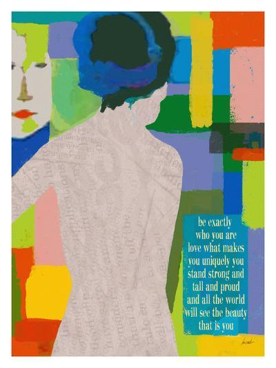 Love What Makes-Lisa Weedn-Giclee Print
