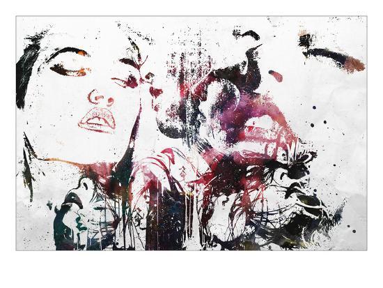 Love Will Tear Us Apart-Alex Cherry-Art Print