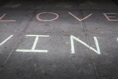 Love Wins-dendron-Photographic Print