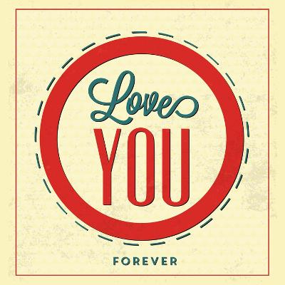 Love You Forever-Lorand Okos-Art Print