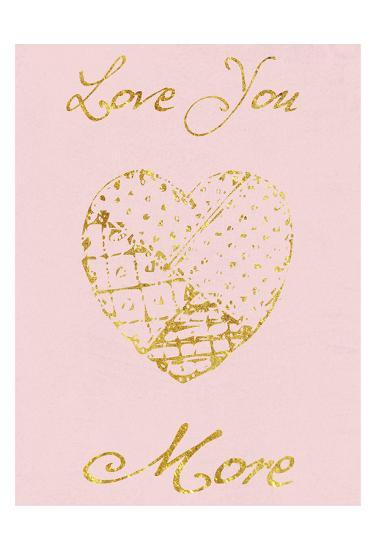 Love You More-Sheldon Lewis-Art Print