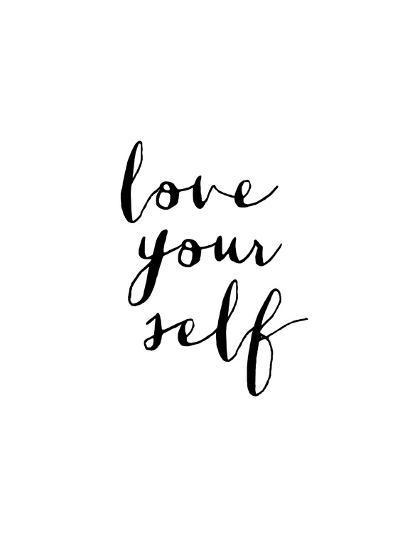 Love Your Self-Brett Wilson-Art Print