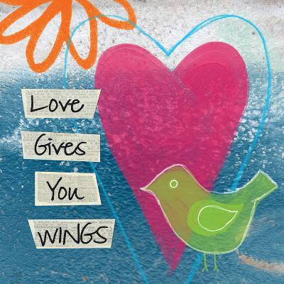 Love-Linda Woods-Art Print
