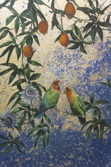Lovebirds 1-Michael Jackson-Giclee Print