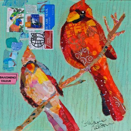 lovebirds-cardinals