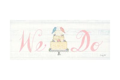 Lovebirds Sign II-Courtney Prahl-Art Print