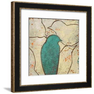 Lovely Birds IV-Patricia Pinto-Framed Art Print