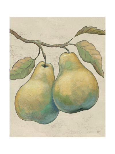 Lovely Fruits I Neutral Plain-Daphne Brissonnet-Art Print