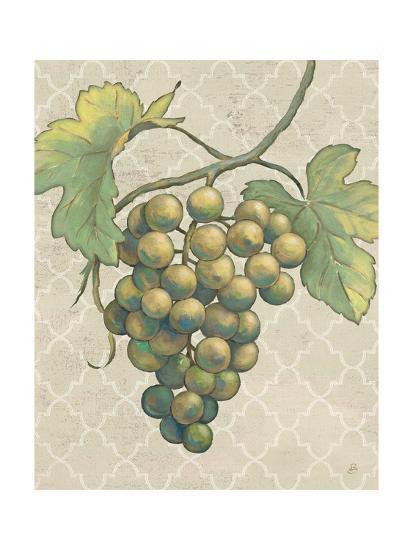 Lovely Fruits IV Neutral Crop-Daphne Brissonnet-Art Print