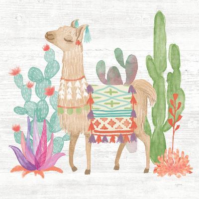 Lovely Llamas IV-Mary Urban-Art Print