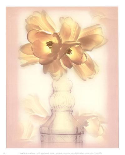 Lovely Tulip-Donna Geissler-Art Print