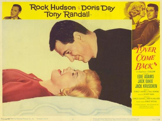 Lover Come Back, 1962--Art Print