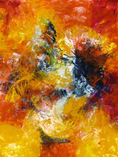Lovers Embrace-Aleta Pippin-Giclee Print