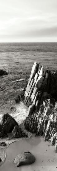 Lovers Point Panel BW 4-Alan Hausenflock-Photographic Print