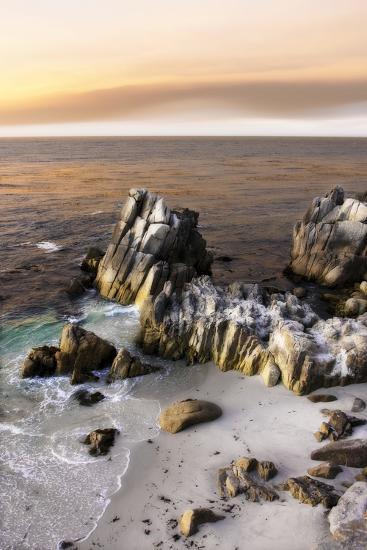 Lovers Point Sunset 5-Alan Hausenflock-Photographic Print