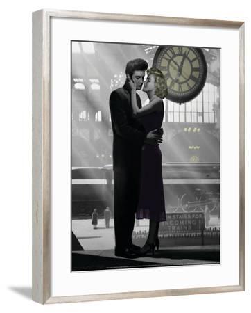 Loves Return (Silver Series)-Chris Consani-Framed Art Print