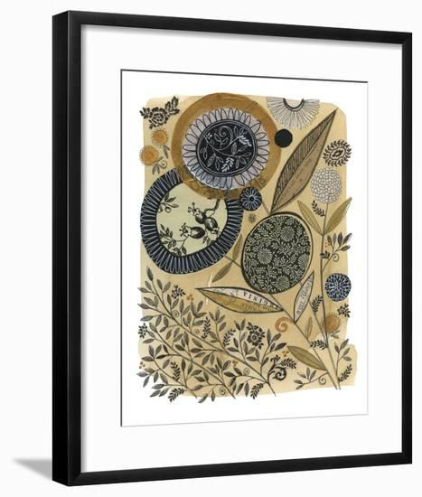Loves Sweet Song-Susan Black-Framed Giclee Print