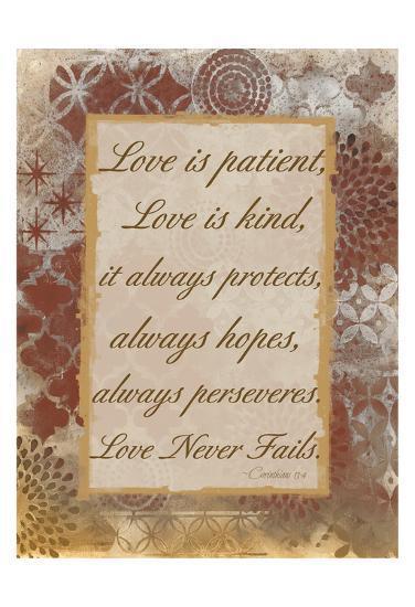 Loving Corinthians-Smith Haynes-Art Print