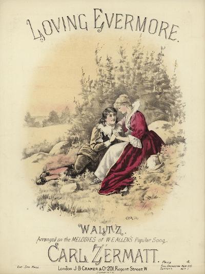 Loving Evermore--Giclee Print