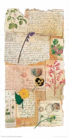 Loving Memories I-A. Dapino-Art Print