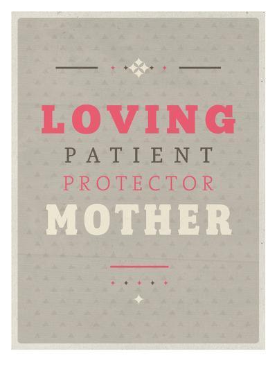 Loving Mother-Maria Hernandez-Art Print