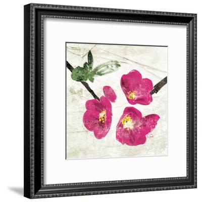 Loving Three-OnRei-Framed Art Print