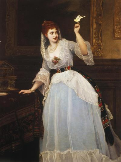 Loving Trust-William Oliver-Giclee Print