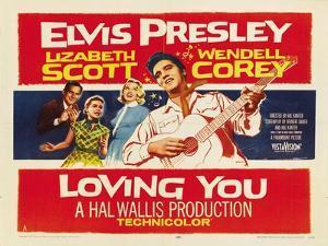 Loving You, 1957