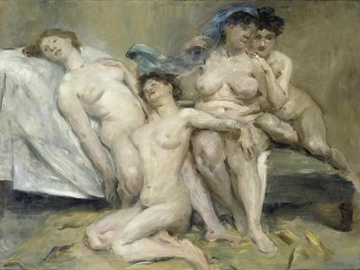 Group of Women, 1904