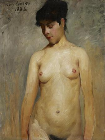 Nude Female, 1886