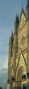 Low Angle View of a Cathedral, Orvieto, Umbria, Italy