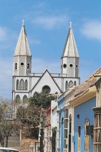 Low Angle View of a Church, Maracaibo, Venezuela