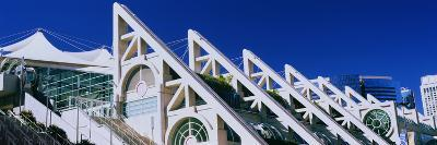 Low angle view of San Diego Convention Center, Marina District, San Diego, California, USA--Photographic Print