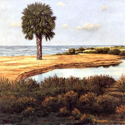 Low Country Beach I--Art Print