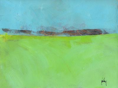 Low Distant Hills-Paul Bailey-Art Print