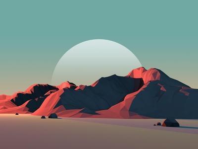 https://imgc.artprintimages.com/img/print/low-poly-mountain-landscape-at-dusk-with-moon_u-l-q1an8el0.jpg?p=0