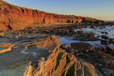 Low Tide, Cabrillo National Monument, Point Loma, San Diego, California, Usa-Richard Cummins-Photographic Print