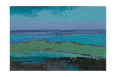 Low Tide Killala-Grainne Dowling-Art Print
