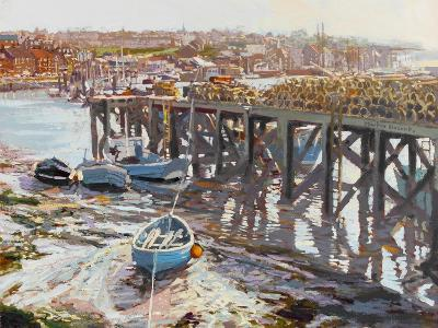 Low Tide (Whitby, North Yorkshire) 2006-Martin Decent-Giclee Print
