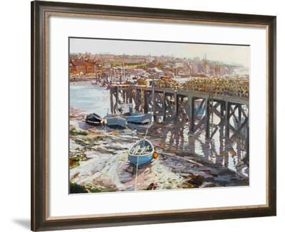 Low Tide (Whitby, North Yorkshire) 2006-Martin Decent-Framed Giclee Print