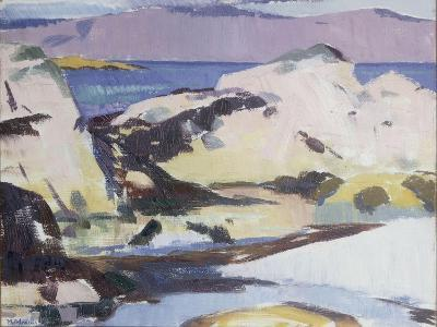 Low Tide-Francis Campbell Boileau Cadell-Giclee Print