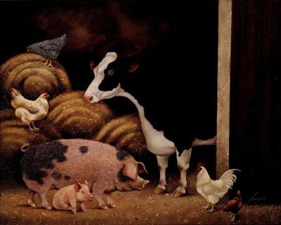 Family Farm by Lowell Herrero
