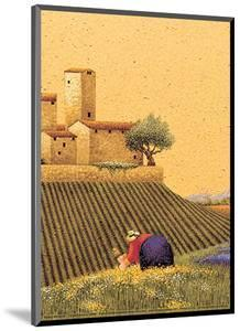 Picking a Bouquet by Lowell Herrero